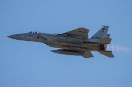 チャッピー・シミズさんが、小松空港で撮影した航空自衛隊 F-15J Eagleの航空フォト(飛行機 写真・画像)