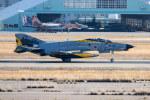 チャッピー・シミズさんが、小松空港で撮影した航空自衛隊 F-4EJ Kai Phantom IIの航空フォト(飛行機 写真・画像)