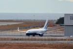 T.Sazenさんが、神戸空港で撮影したヨナ・アヴィエーション II 737-7BC BBJの航空フォト(飛行機 写真・画像)