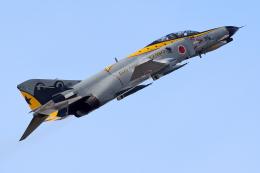 こだしさんが、茨城空港で撮影した航空自衛隊 F-4EJ Kai Phantom IIの航空フォト(飛行機 写真・画像)