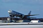 にしやんさんが、帯広空港で撮影した日本航空 767-346/ERの航空フォト(飛行機 写真・画像)