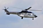 へりさんが、成田国際空港で撮影した東邦航空 AS332L Super Pumaの航空フォト(写真)