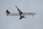 E-75さんが、函館空港で撮影したエバー航空 A321-211の航空フォト(飛行機 写真・画像)