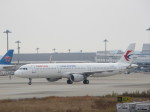 20系第7編成さんが、関西国際空港で撮影した中国東方航空 A321-211の航空フォト(飛行機 写真・画像)