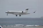 GNPさんが、那覇空港で撮影したメトロジェット Gulfstream G650 (G-VI)の航空フォト(飛行機 写真・画像)