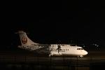 ツンさんが、鹿児島空港で撮影した北海道エアシステム ATR-42-600の航空フォト(飛行機 写真・画像)