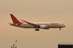kuro2059さんが、香港国際空港で撮影したエア・インディア 787-8 Dreamlinerの航空フォト(飛行機 写真・画像)