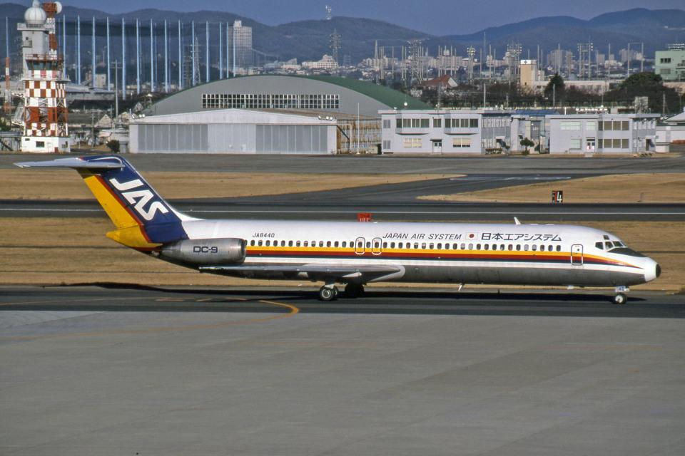 日本エアシステム McDonnell Douglas DC-10 JA8551 大分空港 航空フォト | by 動物