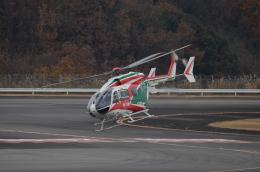 夏空さんが、高松空港で撮影した香川県防災航空隊 BK117C-2の航空フォト(飛行機 写真・画像)