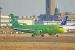 ちゃぽんさんが、成田国際空港で撮影したS7航空 A320-271Nの航空フォト(飛行機 写真・画像)