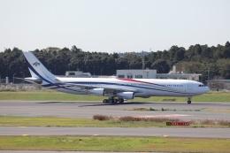 OS52さんが、成田国際空港で撮影したスワジランド政府 A340-313の航空フォト(飛行機 写真・画像)