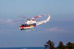pcmediaさんが、静岡空港で撮影した国土交通省 地方整備局 412EPの航空フォト(飛行機 写真・画像)