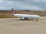 いぶちゃんさんが、新潟空港で撮影したキャセイドラゴン A330-343Xの航空フォト(飛行機 写真・画像)