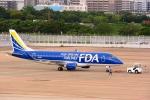 timeさんが、福岡空港で撮影したフジドリームエアラインズ ERJ-170-200 (ERJ-175STD)の航空フォト(飛行機 写真・画像)