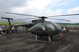 timeさんが、東富士演習場で撮影した陸上自衛隊 OH-6Dの航空フォト(飛行機 写真・画像)