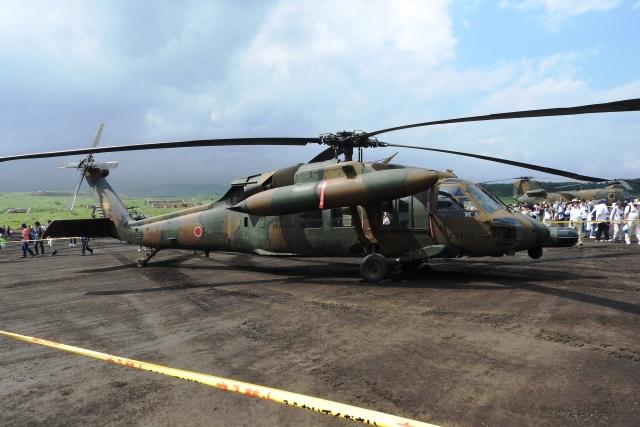 東富士演習場 - JGSDF Camp Higashifuji Exercise Areaで撮影された東富士演習場 - JGSDF Camp Higashifuji Exercise Areaの航空機写真(フォト・画像)