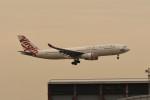 kuro2059さんが、香港国際空港で撮影したヴァージン・オーストラリア A330-243の航空フォト(飛行機 写真・画像)