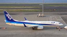Cassiopeia737さんが、羽田空港で撮影した全日空 737-881の航空フォト(飛行機 写真・画像)
