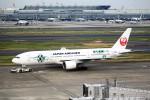 T.Sazenさんが、羽田空港で撮影した日本航空 777-246の航空フォト(飛行機 写真・画像)