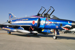 スカルショットさんが、築城基地で撮影した航空自衛隊 RF-4E Phantom IIの航空フォト(飛行機 写真・画像)