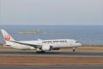 ゆなりあさんが、中部国際空港で撮影した日本航空 787-8 Dreamlinerの航空フォト(飛行機 写真・画像)