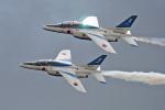 スカルショットさんが、芦屋基地で撮影した航空自衛隊 T-4の航空フォト(飛行機 写真・画像)
