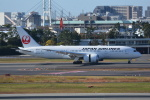 LEGACY-747さんが、伊丹空港で撮影した日本航空 787-8 Dreamlinerの航空フォト(飛行機 写真・画像)