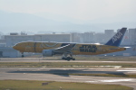 LEGACY-747さんが、福岡空港で撮影した全日空 777-281/ERの航空フォト(飛行機 写真・画像)