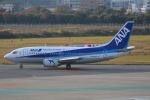 LEGACY-747さんが、福岡空港で撮影したANAウイングス 737-54Kの航空フォト(飛行機 写真・画像)