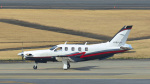 パンダさんが、成田国際空港で撮影した日本個人所有 TBM-700の航空フォト(飛行機 写真・画像)