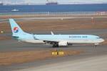 ドラパチさんが、中部国際空港で撮影した大韓航空 737-9B5/ER の航空フォト(飛行機 写真・画像)