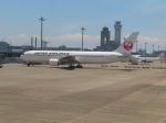 バンチャンさんが、羽田空港で撮影した日本航空 767-346/ERの航空フォト(飛行機 写真・画像)