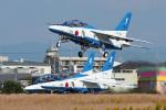 スカルショットさんが、浜松基地で撮影した航空自衛隊 T-4の航空フォト(飛行機 写真・画像)