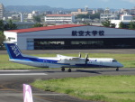 バンチャンさんが、宮崎空港で撮影したANAウイングス DHC-8-402Q Dash 8の航空フォト(飛行機 写真・画像)