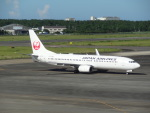 バンチャンさんが、宮崎空港で撮影した日本航空 737-846の航空フォト(飛行機 写真・画像)