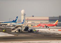 Cygnus00さんが、新千歳空港で撮影したグァンフィ ERJ-190-100 ECJ (Lineage 1000)の航空フォト(飛行機 写真・画像)