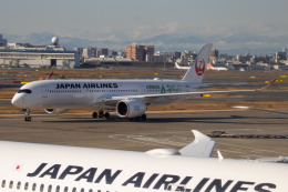チャッピー・シミズさんが、羽田空港で撮影した日本航空 A350-941XWBの航空フォト(飛行機 写真・画像)