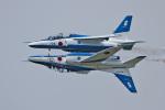 スカルショットさんが、防府北基地で撮影した航空自衛隊 T-4の航空フォト(飛行機 写真・画像)