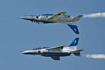 スカルショットさんが、松島基地で撮影した航空自衛隊 T-4の航空フォト(飛行機 写真・画像)