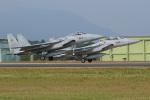 スカルショットさんが、新田原基地で撮影した航空自衛隊 F-15J Eagleの航空フォト(飛行機 写真・画像)