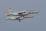 スカルショットさんが、新田原基地で撮影した航空自衛隊 T-4の航空フォト(飛行機 写真・画像)