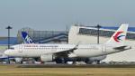 パンダさんが、成田国際空港で撮影した中国東方航空 A320-251Nの航空フォト(飛行機 写真・画像)