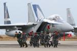 スカルショットさんが、築城基地で撮影した航空自衛隊 F-15J Eagleの航空フォト(飛行機 写真・画像)