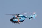 ANA744Foreverさんが、名古屋飛行場で撮影した千葉県警察 BK117C-2の航空フォト(飛行機 写真・画像)