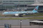 OMAさんが、羽田空港で撮影した大韓航空 777-2B5/ERの航空フォト(飛行機 写真・画像)