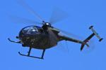 スカルショットさんが、久居駐屯地で撮影した陸上自衛隊 OH-6Dの航空フォト(飛行機 写真・画像)