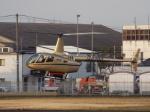 otromarkさんが、八尾空港で撮影した第一航空 R66の航空フォト(飛行機 写真・画像)