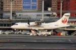 T.Sazenさんが、伊丹空港で撮影した日本エアコミューター ATR-42-600の航空フォト(飛行機 写真・画像)