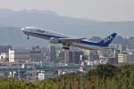 スカルショットさんが、福岡空港で撮影した全日空 777-281の航空フォト(飛行機 写真・画像)