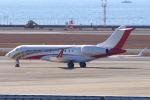 yabyanさんが、中部国際空港で撮影したTAG JET BD-700-1A10 Global 6000の航空フォト(飛行機 写真・画像)